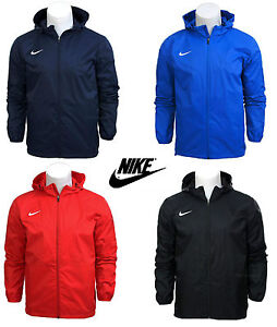 b994e9c521 Nike Zip Rain Jacket Waterproof Coat Top Hooded Hoodie Wind ...