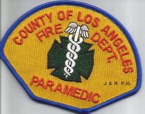 "Town of Apex Paramedic  E.M.S. fire patch North Carolina 4/"" x 5/"" size"