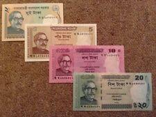 Bangladesh BANCONOTA Collection
