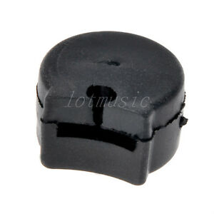 Clarinet Thumb Rest Cushion Protector with Screws Fit for Most Clarinet Clarinet Thumb Rest Comfortable Black Clarinet and Cushion Rest//Thumb Pad