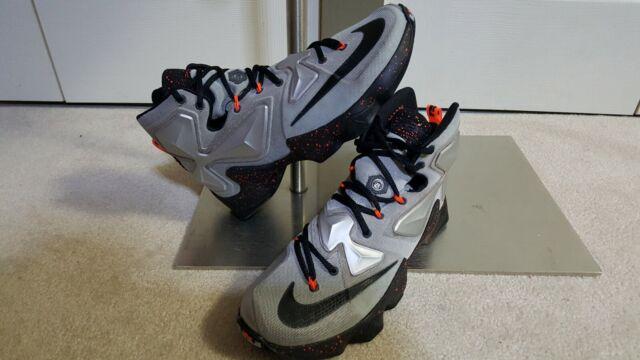 pretty nice eb541 d62e8 New Nike Men s Lebron XIII Basketball Shoe Size 10