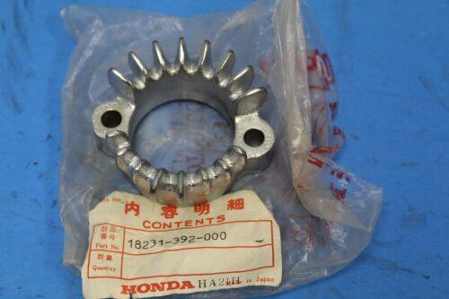 Honda OEM NOS Exhaust Header Pipe Flange CB 750 CB750K 18231-392-000