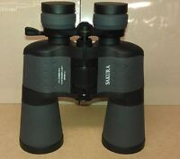 SAKURA SUPER RESOLUTION ZOOM BINOCULARS 21 X -260 x60