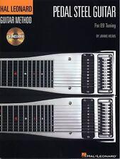 Hal Leonard Pedal Steel Guitar Method Learn to Play Music Book & CD