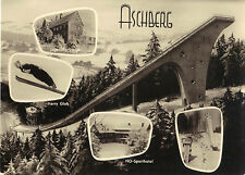 Ski-Sprungschanze Aschberg, Klingenthal, Jugendherberge, Sporthotel, Harry Glatz