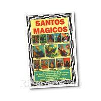 Santos Magicos (spanish) Oraciones Recetas Amor Suerte Dinero Wicca Espiritismo