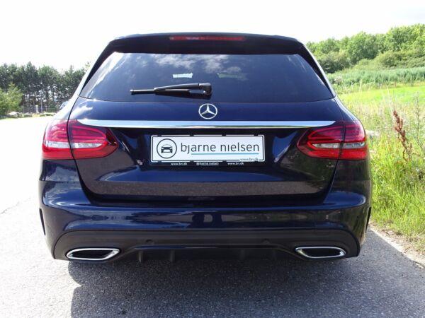 Mercedes C220 d 2,0 AMG Line stc. aut. - billede 5