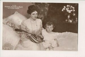 Vintage-Postcard-Duchess-Marie-Gabrielle-in-Bavaria-Crown-Princess-Rupprecht