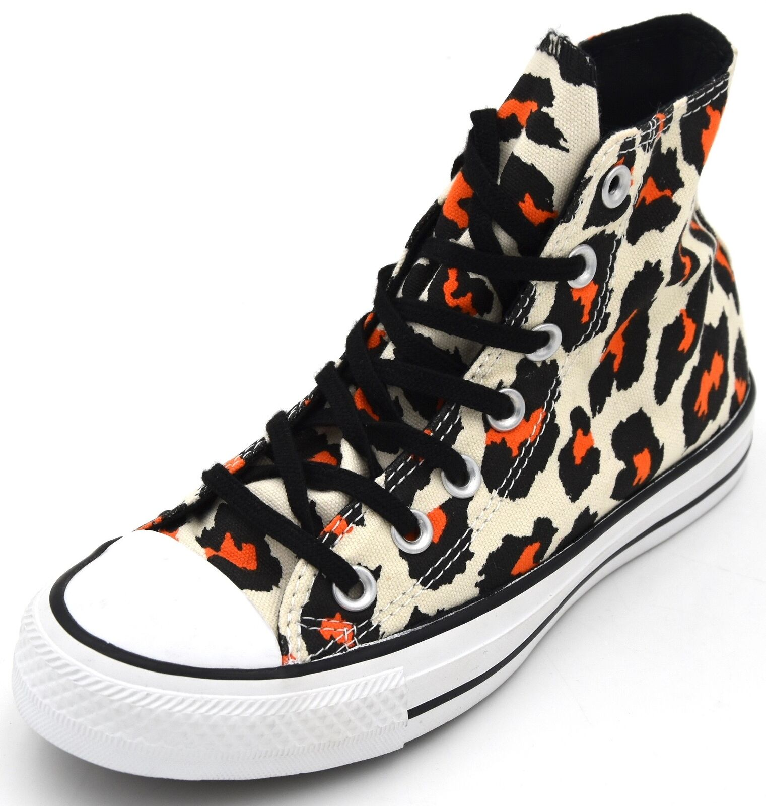 CONVERSE ALL STAR WOMAN SNEAKER SHOES CASUAL FREE TIME CODE 144309C HI GRAPHICS
