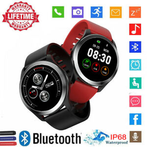 Details about PPG+ECG Smart Watch Heart Rate Monitor Wristband Sport  Tracker for iOS Android