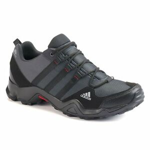 Details about NIB Men's New Adidas AX2 Hiking Swift Trail Shoes KAQ6449 Terrex GrayBlack