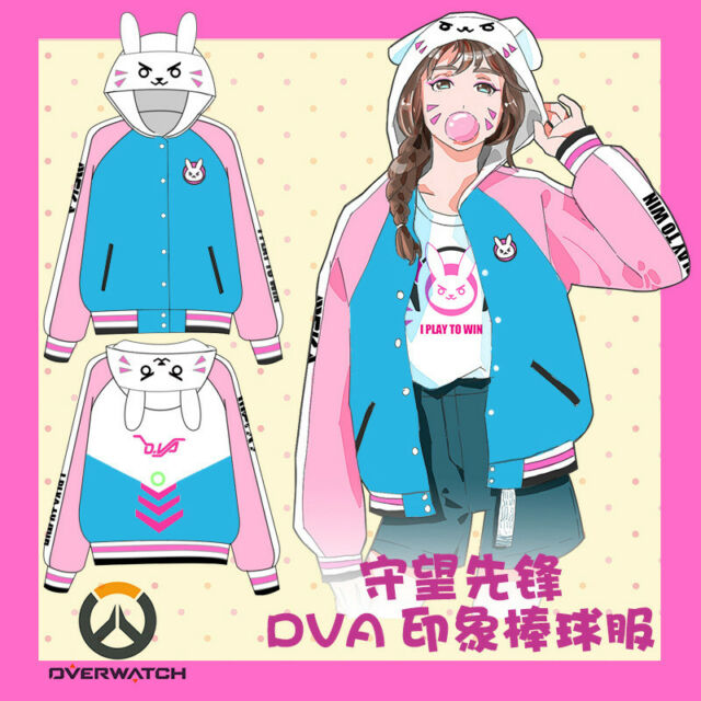 Overwatch DVA D.va Cosplay Anime Stockings Knee-High Cosplay Costume Knee Socks