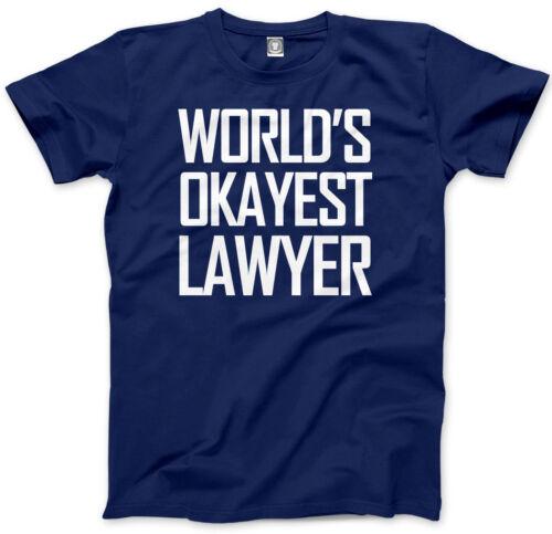 World/'s okayest avocat homme unisexe t-shirt