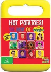 WIGGLES-HOT-POTATOES-THE-BEST-OF-AUSTRALIA-Region-DVD-KIDS-NEW