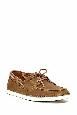 UGG Australia Men's Murray Suede Boat Shoes Uggs MSRP $120 NEW