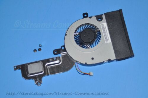 TOSHIBA Satellite C55-B C55-B5299 C55-B5201 Cooling Fan Heatsink AT15F001SS0