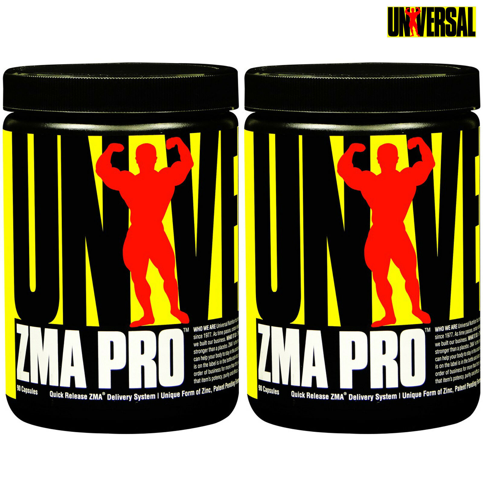 ZMA PRO 90 180 Anabolic & Recovery Pills - Male Testerone Support - Better Sleep