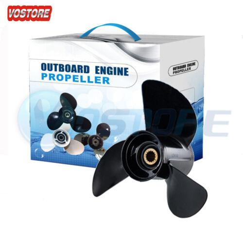 Aluminum Propeller For Yamaha 6G5-45945-01-00 14 x 19 Prop 14 x 19 Pitch