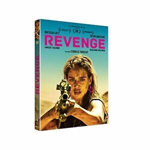 Revenge-DVD-NEUF