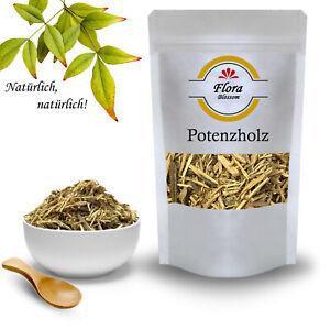 Potenzholz Muira Puama - Natürlich Ohne Zusätze - Potenz Holz Tee Geschnitten