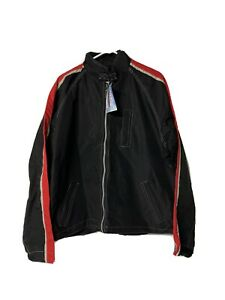 Deadstock Vintage Nylon Marlboro Windbreaker Jacket Size L