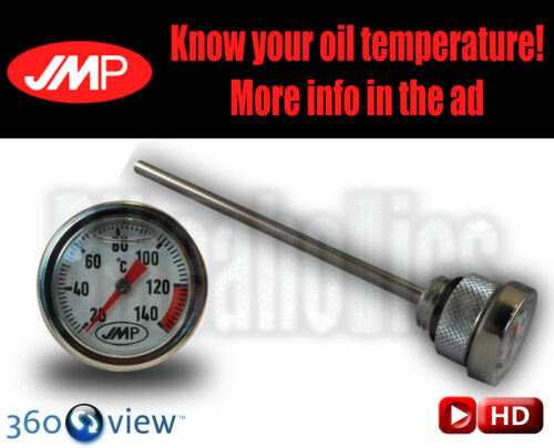 Honda XR 600 R 1994 JMP Oil temperature gauge
