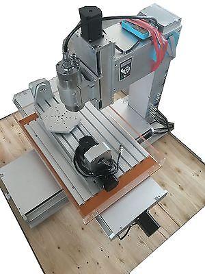 6040 5 Axis CNC 1.5KW Table Ball Screw5 Column Type Engraving Machine 110V US