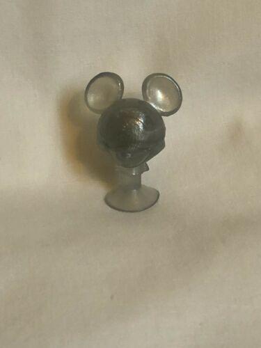 Micro Popz Disney Best Buddies Silver Gray Mickey Mouse