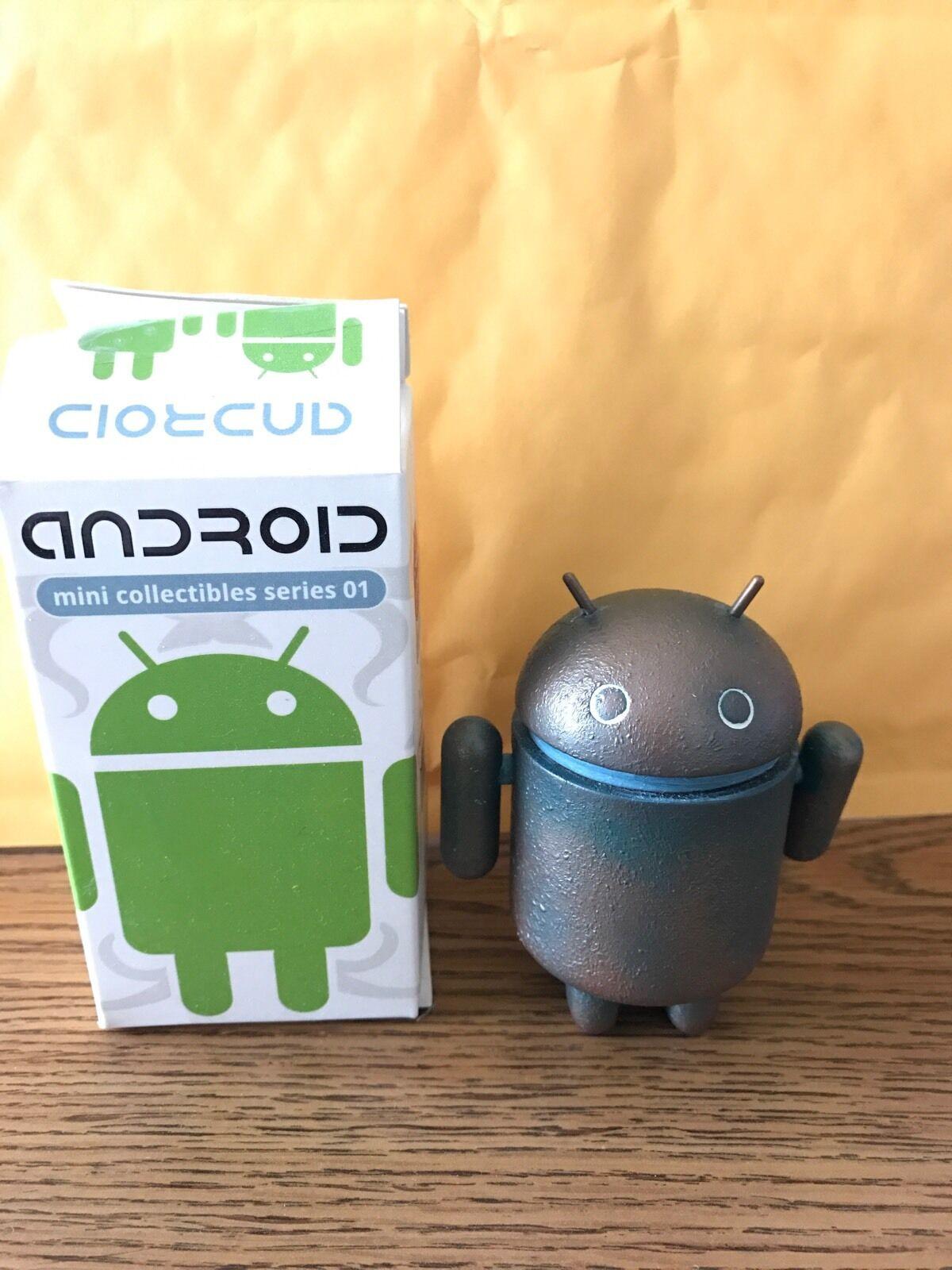 mas preferencial Súper Rara Figura Figura Figura De Android Mini Coleccionable Serie 1  Rusty  Andrew Bell  de moda