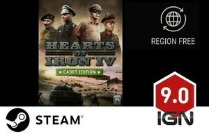 Hearts-of-Iron-4-Cadet-Edition-PC-Steam-Download-Key-FAST-DELIVERY