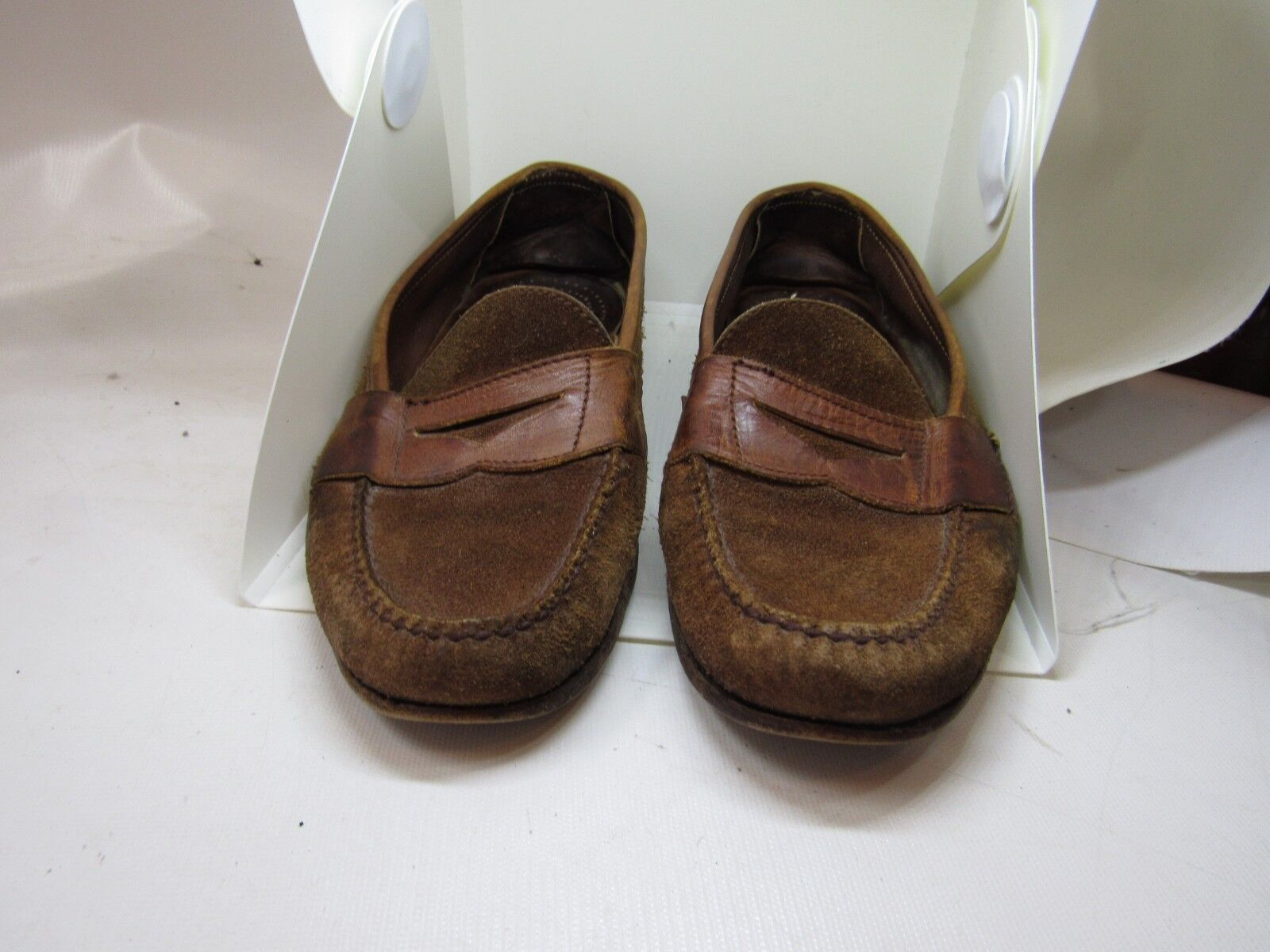 POLO Ralph Lauren Brown Pelle Loafer  | Uomo 8-9