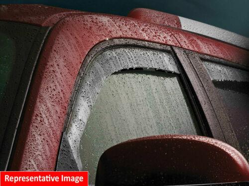 WeatherTech Side Window Deflectors for 1991-1996 Chevrolet Caprice Sedan// Impala