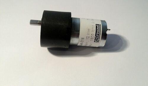 """4 Stück /""""Crouzet/""""  Elektro Getriebe-Motor 12V ca 34 U//min L=70mm Modellbau-Top"""