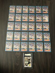 Huge-Eddie-Murray-Card-Collection-With-High-Graded-Rookie-Card