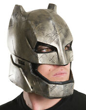 BATMAN SUPERMAN V Maschera, da uomo BATMAN ARMORED Dawn Maschera completa, età 14+