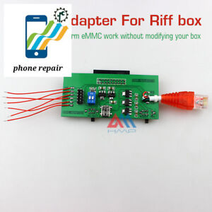 Details about Perform eMMC work without modifying your box EMMC Adapter for  Riff BOX jtag