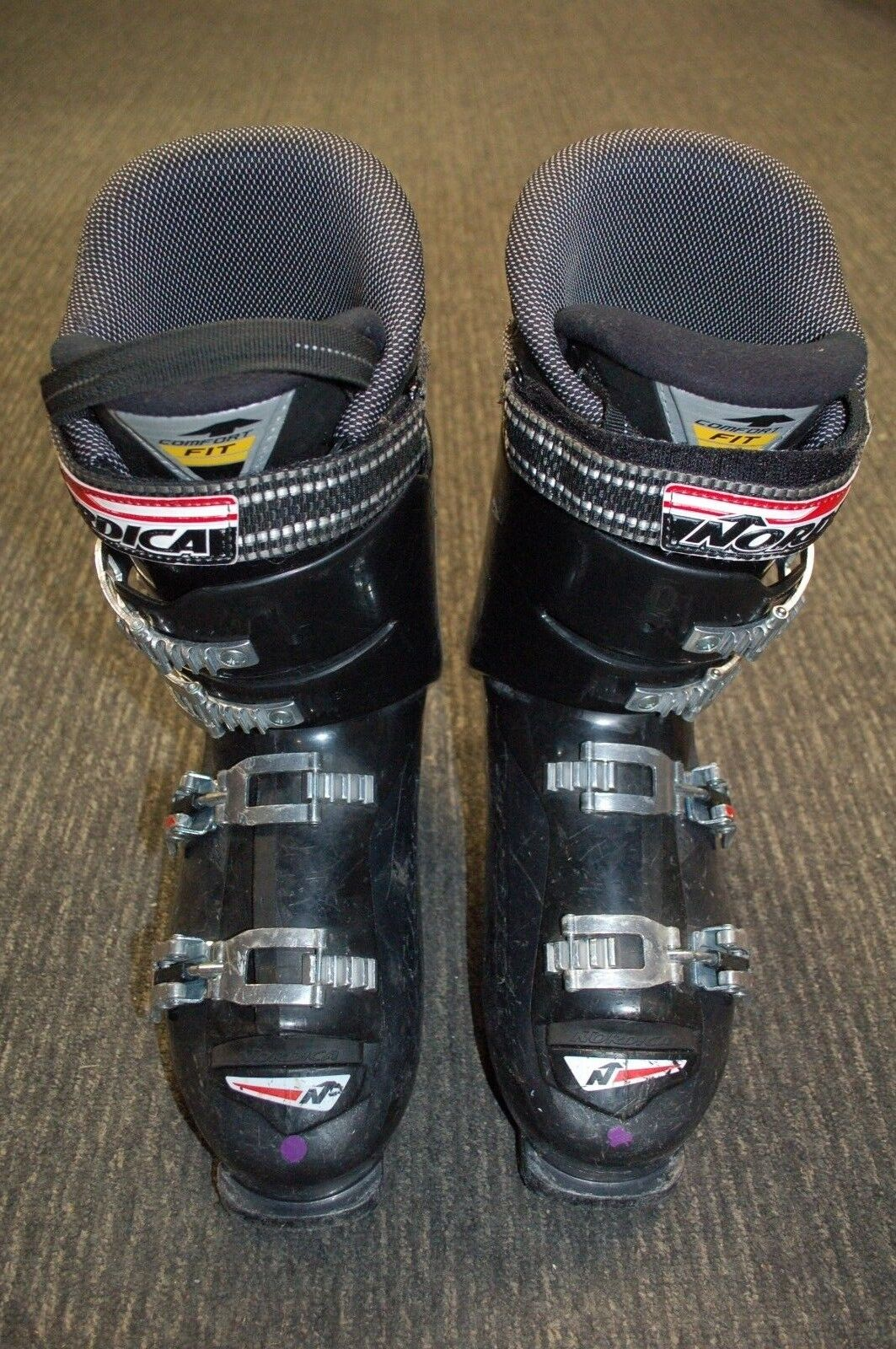 Nordica Cruise 60 280 Ski Boots (; ) + FREE BRAND NEW  Boots Bag