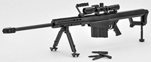Tomytec 1//12 Little Armory LA011 M82A1 Type Plastic Model NEW from Japan