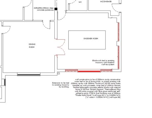 Building Materials Supplies Garage Conversion Cad Plans Updated For 2020 Planning Building Regulations Penthouse