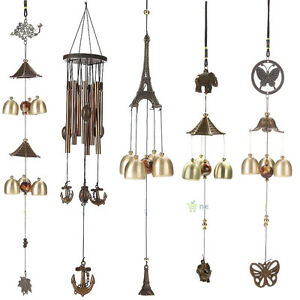 Hanging-Wind-Chimes-Copper-Tubes-Yard-Garden-Outdoor-Living-Home-Decor-Windbell