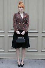 Betty Barclay Damen Jacke jacket braun brown 70er True VINTAGE 70´s women Blazer