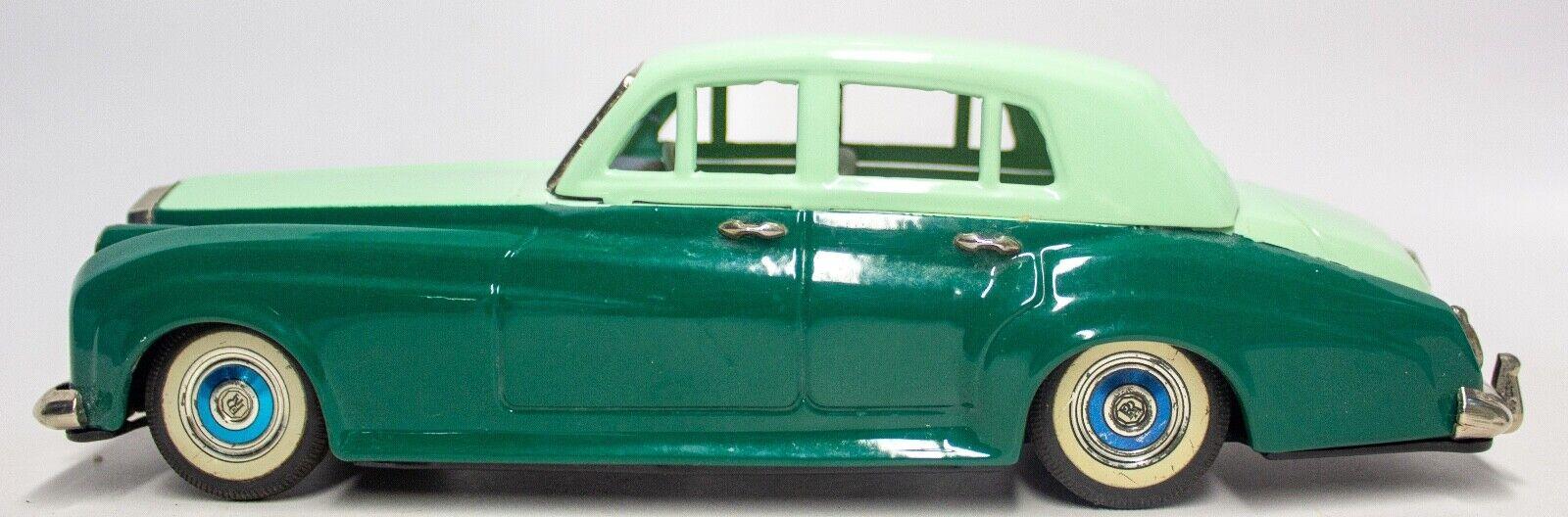 Vintage Knappe Japanisch Dose Reibung 597mS Rolls Royce Silber Wolke 4-DOOR Limo