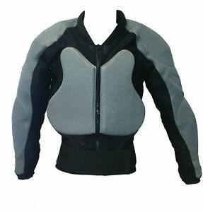 Body-Armour-Motorcycle-Motorbike-Motocross-spine-Protector-Guard-Jacket-Summer