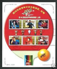Cina , Shanghai 2005 - Tennis da tavolo / ping pong - foglietto perfetto usato
