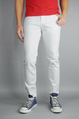Neo Blue Skinny Jeans White 98/% Cotton 2/% Spandex Made In USA