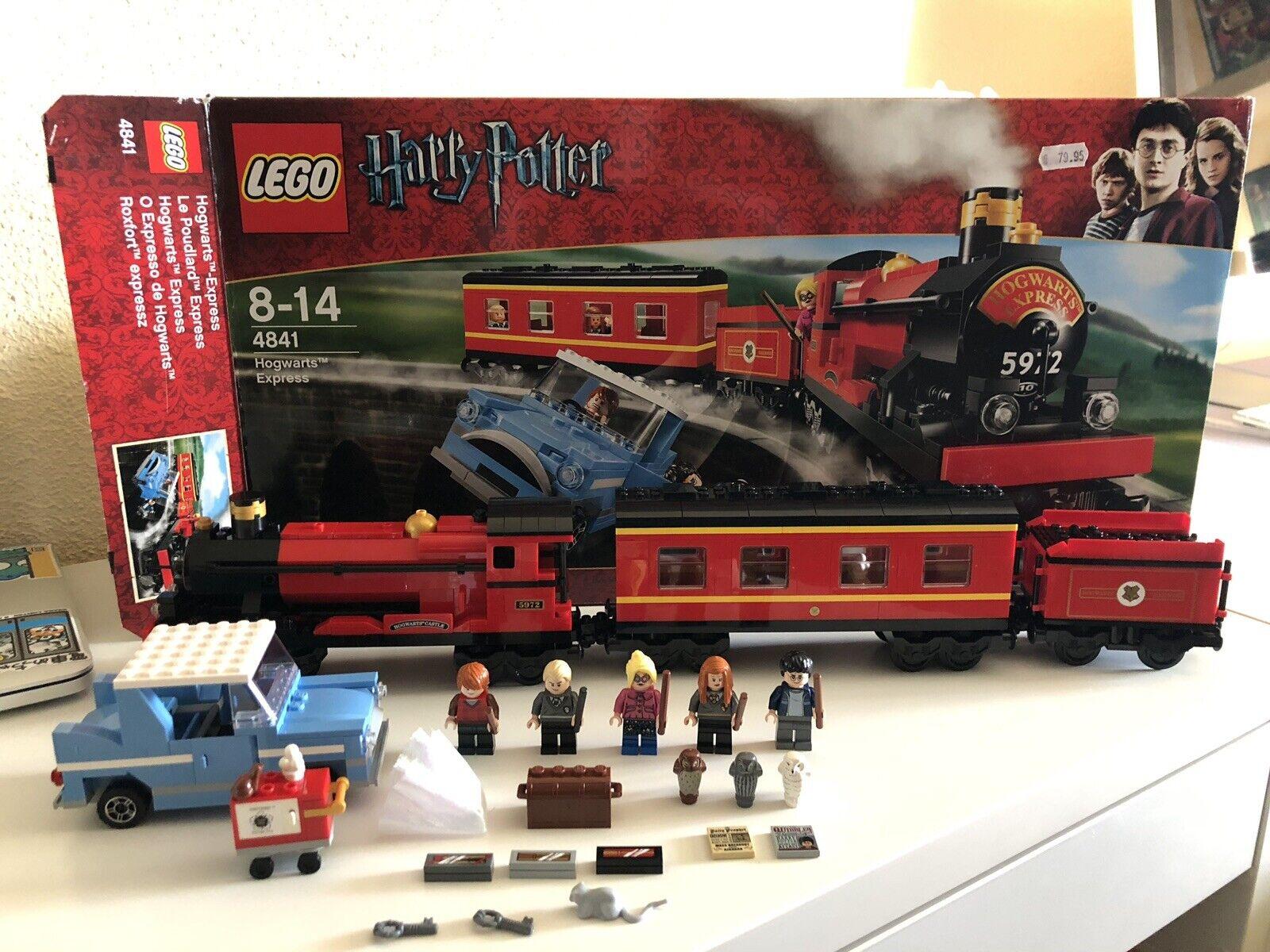 presa di fabbrica Lego Harry Potter 4841 Hogwarts Express Express Express completare  negozio d'offerta