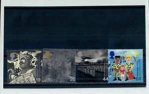 M2916sbs-GB-Royal-Mail-2000-Soldiers-Tale-Set-of-4-MUH-stamps