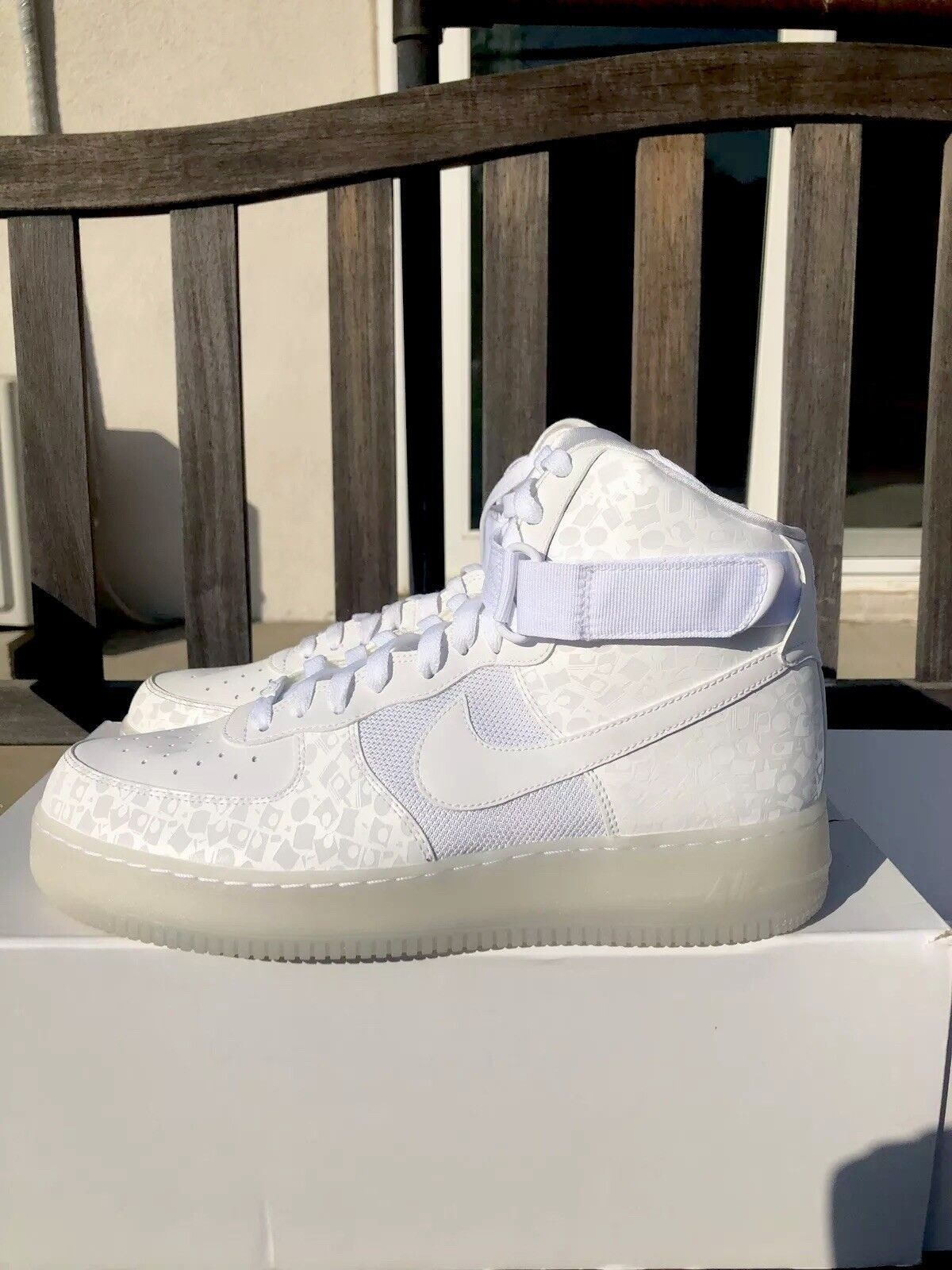 BRAND NEW Nike Air Force 1 HIGH '07 STASH '17 ComplexCon Exclusive  1 93 Sz 10.5
