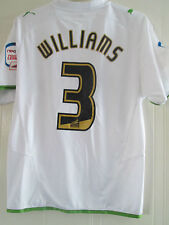 Marcus Williams Match Worn 2010-2011 Reading Third Football Shirt  /40253