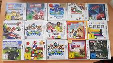 15 Nintendo 3DS Leerhüllen